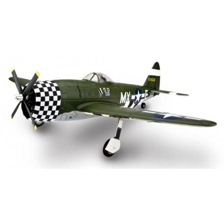 E-flite Aeromodello P-47D Thunderbolt PNP (art. EFL6875)
