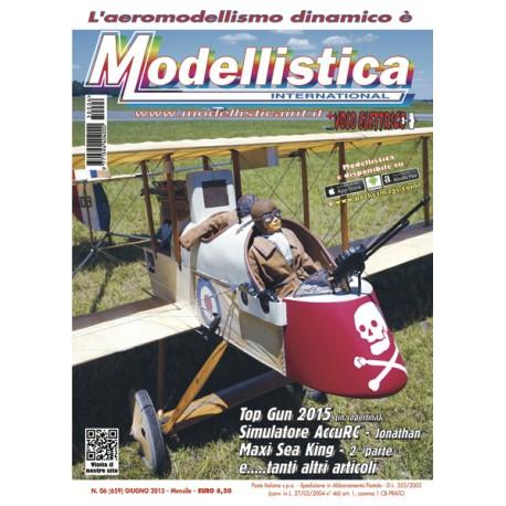 Modellistica Rivista di modellismo n°06 Giugno 2015