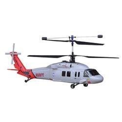 E-flite Fusoliera SH-60 SEAHAWK grigia BCX/2/3 (art. EFLH1271)