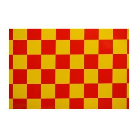 Oracover FUN 3, 2mt Giallo / Rosso (art. 43-033-023-002)