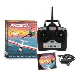 Phoenix Simulatore Phoenix R/C 5.0 con DX4e Mode 1 (RTM50R4401)
