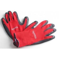 Kyosho Guanti Pit Glove Rosso e Nero taglia L (art. 80471L)