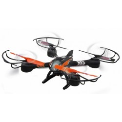 Jamara Quadricottero Loky FPV AHP 2,4GHz con telecamera (art. 422001)