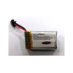 Jamara Batteria Li-Po 7,4V 500mAh per Catro (art. 038665)