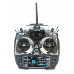 Graupner Radiocomando MZ-24 HoTT 12 canali con GR-16 (S1006.16)