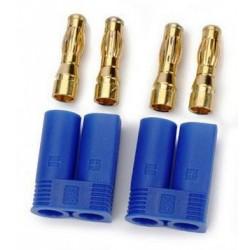 Dynamite Connettore batteria EC5 Maschio 2 pezzi (art. DYNC0021)