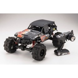Kyosho FO-XX Nitro 1/8 GP 4WD Readyset con Tx KT231P (art. 33151RS)
