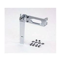 Graupner Timone in alluminio lunghezza 130mm (art. 2393.4)