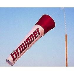 Graupner Manica a vento in tessuto Lunghezza 90cm Diametro 22cm (art. 816.1)