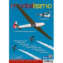 Modellismo Rivista di modellismo N°137 Settembre - Ottobre 2015