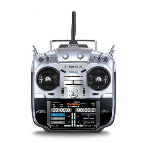 Futaba Radiocomando TX 18SZ R708SB (2,4GHz) MODE 1 (art. 1018A