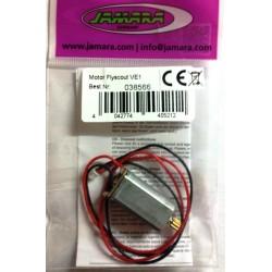 Jamara Motore per Flyscout filo Nero / Rosso (art. 038566)