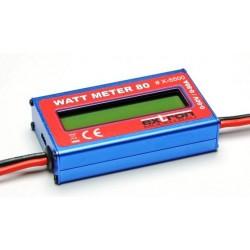 Extron Modellbau Wattmeter 80 (art. X5500)