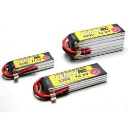 LemonRc Batteria Li-po 11,1V 2700mAh 30C 3S (art. C6736)