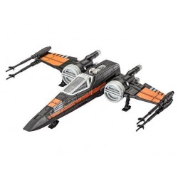 Revell Star Wars Poe's X-Wing Fighter (art. RV06750)