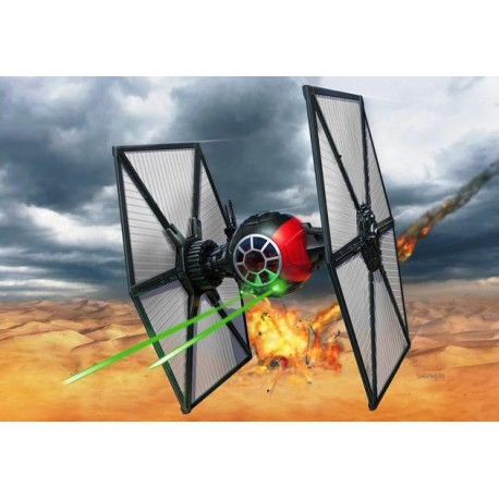 Star Wars First Order Special Forces Tie Fighter 1/35 (RV06693)