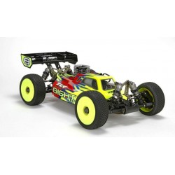 Team Losi Racing 8IGHT 4.0 Race Kit 1/8 4WD Nitro Buggy TLR04003