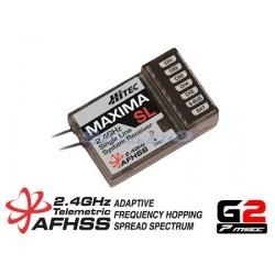 Hitec Ricevente Maxima SL 2,4GHz Full Range (art. 27526)