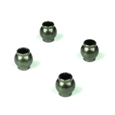 Tekno RC Pivot Balls 5,8mm in alluminio (art. TKR5058)