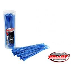 Corally Fascette piccole Team Corally Blu 50 pezzi (COR50501)