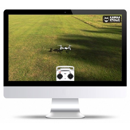 Simulatore di volo yuneec uav pilot typhoon simulator for Simulatore di costruzione di case online