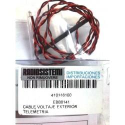 Futaba Prolunga sensore tensione CA-RVIN-700 (art. FU451)