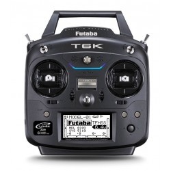 Futaba Radiocomando T6K con R3006SB FHSS Telemetry M1 (art. FU1106A)