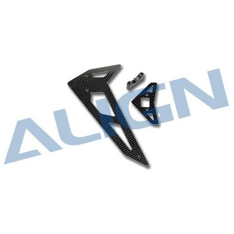 Align Pinne stabilizzatrici in carbonio 1,2mm (art. H45154)