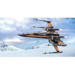 Star Wars Poe's X-wing Fighter scala 1/50 (art. RV06692)