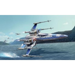 Star Wars Resistance X-wing Fighter scala 1/50 (art. RV06696)
