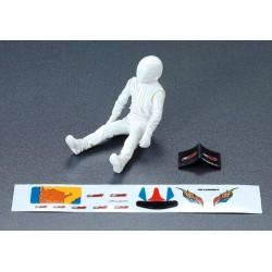 Killerbody Pilota Bianco + Decal Set (art. KB48050)