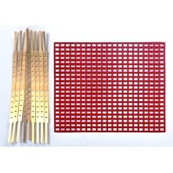 Killerbody Rete Protezione in tessuto per 1/10 dimensione 110x85mm (art. KB48047)