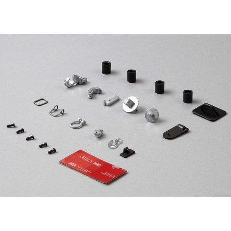 Killerbody Set anelli e occhielli in lega di metallo (KB48350)