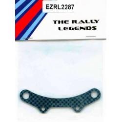 EZpower Supporto paraurti anteriore in Carbonio (art. EZRL2287)