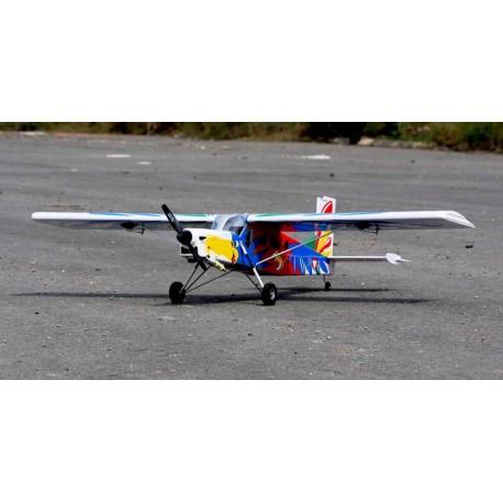 "VQ Model Aeromodello PILATUS PC-6 ""Bird"" ARF 46 (art. PA0025)"