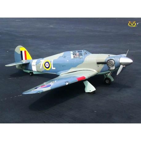 "VQ Model Aeromodello Hurricane ""Navy"" ARF 46 (art. PA0047)"
