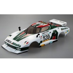 Killebody Carrozzeria Lancia Stratos 1977 190mm verniciata (art. KB48250)