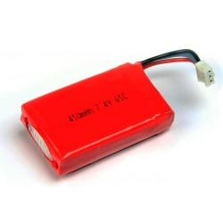 Robitronic Li-po 7,4V 450mAh 65C 2S per Blade 130X (art. R05254)