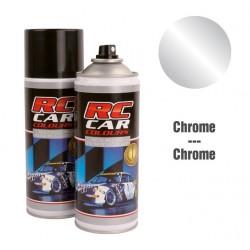 Robitronic Vernice Chrome (Cromato) per Lexan 150ml (art. RCC940)