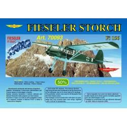Aviomodelli Aeromodello Fieseler Storch Fi-156-C (art. 70093)
