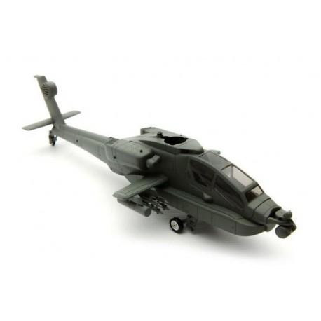 Blade Fusoliera completa con LED per Apache AH-64 (art. BLH2520)