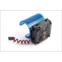 Hobbywing Dissipatore per motori elettrici diametro 44mm con ventola di raffreddamento (art. 86080130)