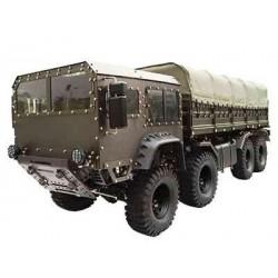 AMXrock Truck Heavy Metal No.8 Scaled Body Metal 4 assi (22162)