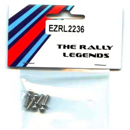 EZpower Sfere a vite 4,8X8,5mm quattro pezzi (art. EZRL2236)