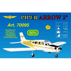 Aviomodelli Aeromodello Piper Arrow 2° versione (art. 70095)