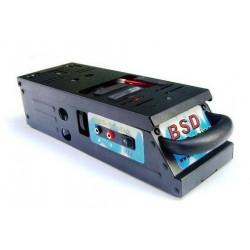 Cassetta avviamento universale in metallo (art. B7016)