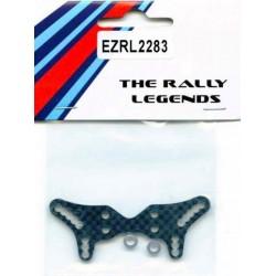 EZpower Supporto ammortizzatori anteriori in carbonio (art. EZRL2283)