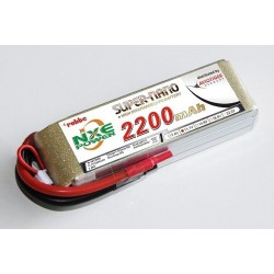 Aviotiger Batteria Li-po 11,1V 2200mAh 30C 3S (art. 6613NXE)
