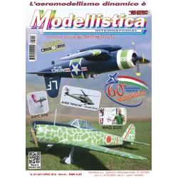 Modellistica Rivista di modellismo n°4 Aprile 2016