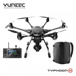 Yuneec Quadricottero TYPHOON H Professional RealSense YUNTYHBREU